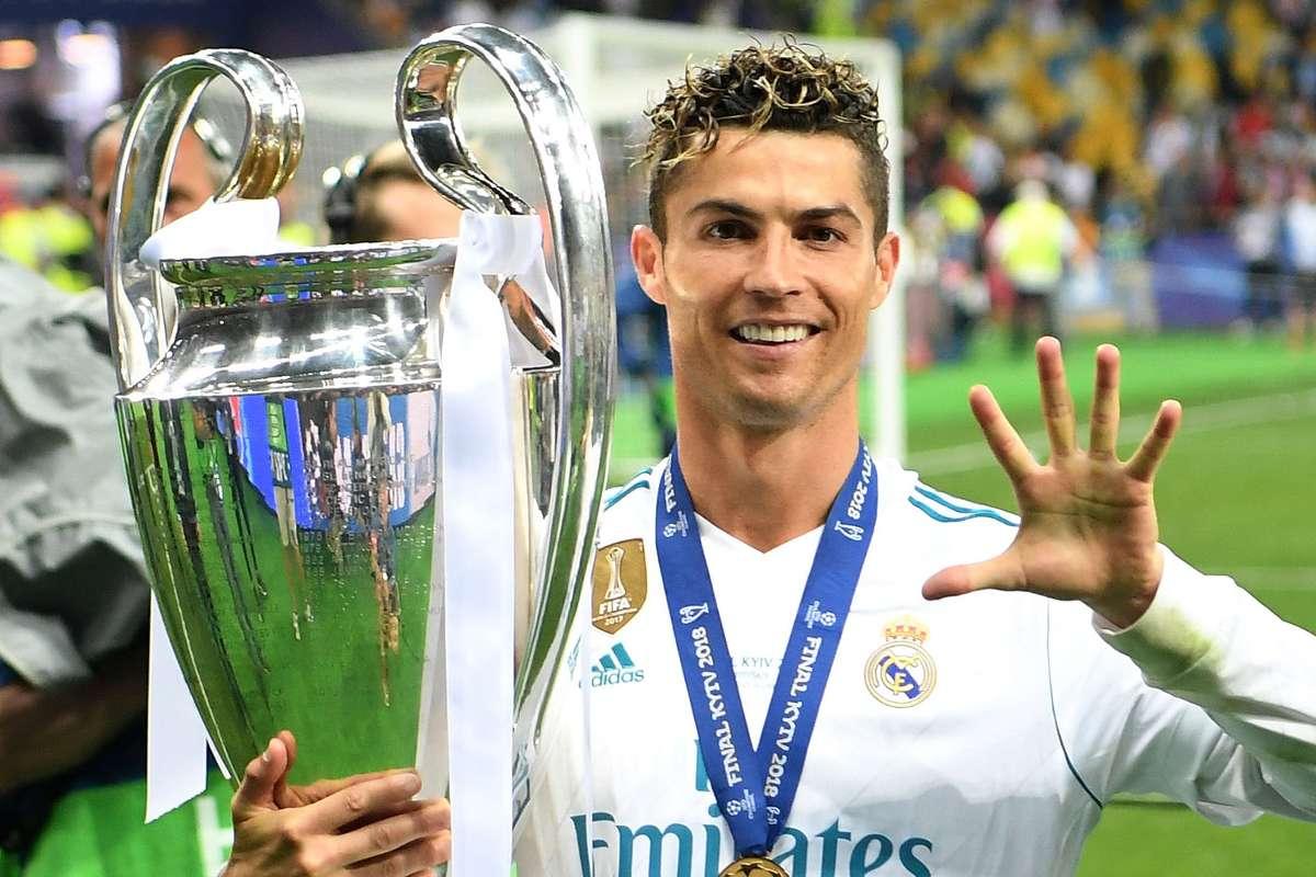 Superstar asal Portugal Cristiano Ronaldo Kembali ke Real Madrid