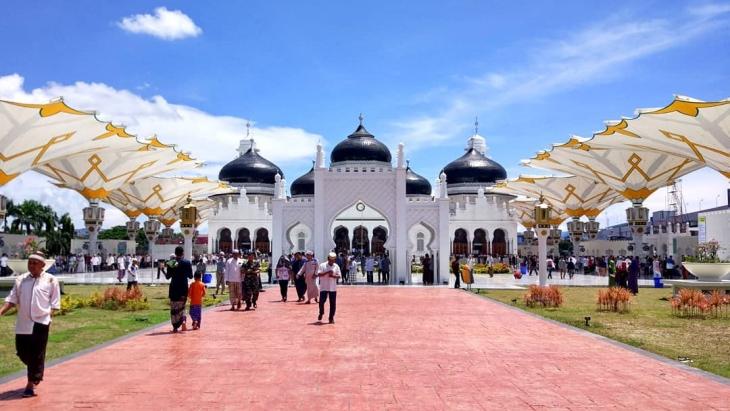 Wisata Religi Pilihan di Bulan Ramadhan