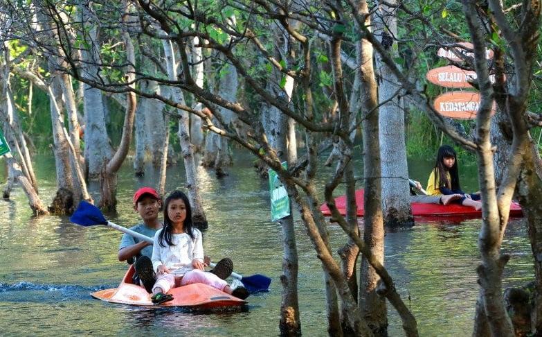 Destinasi wisata tradisional nan apik dan menarik di Banyuwangi